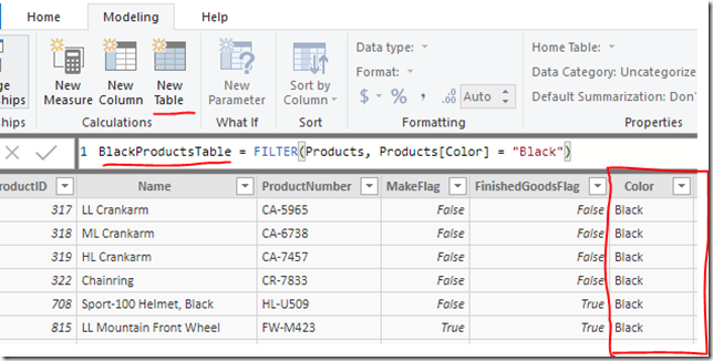 DAX Error: The Expression Refers to Multiple Columns  Multiple