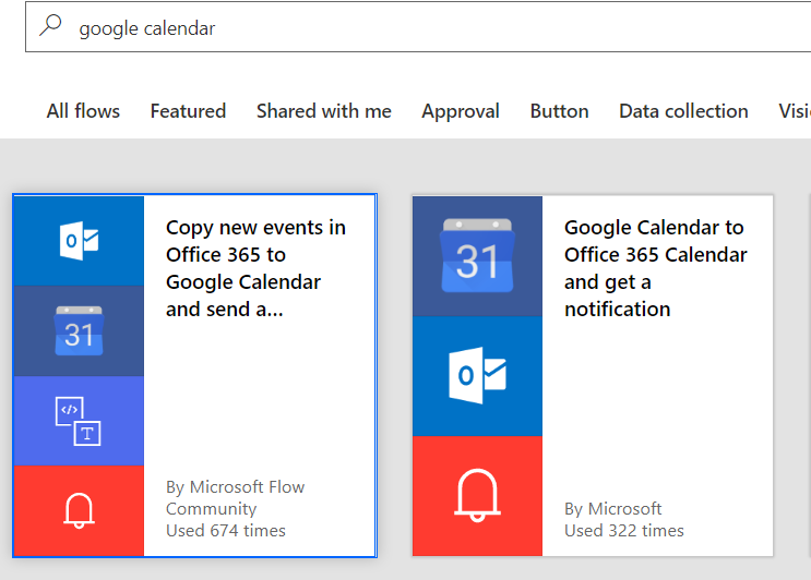 Push Your Outlook Calendar to Google Calendar with Microsoft
